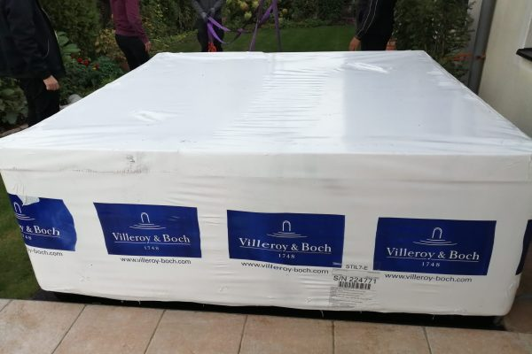 Villeroy & Boch Whirlpool draußen kaufen