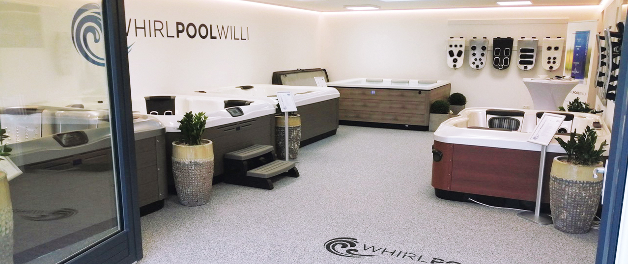 WhirlpoolWilli Showroom Innermanzing